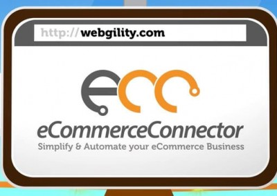 Webgility eCC – Animated Video