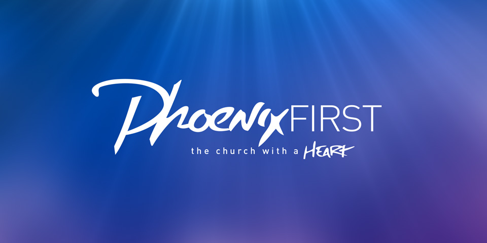 Phoenix First Logo Design